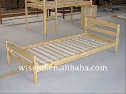 wjz b38 solid pine wood kids single bed china mainland beds