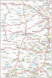 Goo Map Goondiwindi Darling Downs Border Rivers Queensland Maps