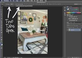 how to choose the perfect rug using photoshop shades of blue