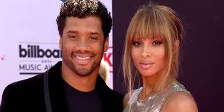 background pictures for newly wed halloween coiple ciara and russell wilson tie the knot