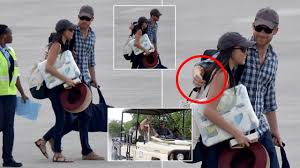 Meghan Markle Blog by Prince Harry And Meghan Markle Enjoy Trip To Africa To Celebrate