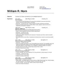 Interest Examples For Resume by Resume Setup Examples Sample Resume Format For Job Application