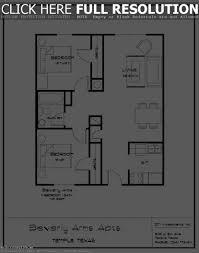 beautiful 2 bedroom 1 bath floor plans with bathroom 4 bed house