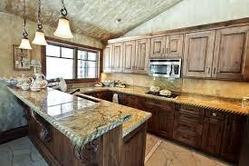 kitchen countertop design ideas different granite kitchen countertops design of your house its