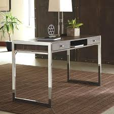 Desk With Outlets by Modern Design Home Office Writing Computer Desk With Drawers