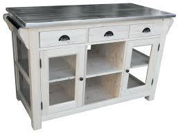 meuble cuisine zinc meuble cuisine bois et zinc element meuble de cuisine pas cher
