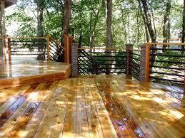 cedar deck photos 4 quarters design u0026 build