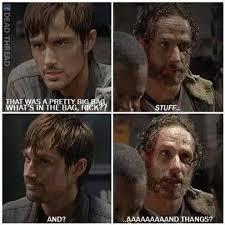 Walking Memes - best memes from season 5 of the walking dead