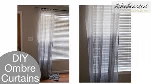 Threshold Ombre Curtains by Ombre Window Curtains Cream Peach Bedding With Curtains Sale