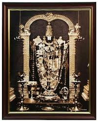 lord venkateswara photo frames with lights and music lord balaji photo with frame for pooja by hariphotoframeshop photo