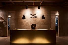 Studio Interior Vonsung Designs With Balance In A Pilates Studio News Frameweb