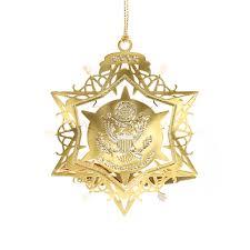2006 white house ornament symbols of the presidency presidential