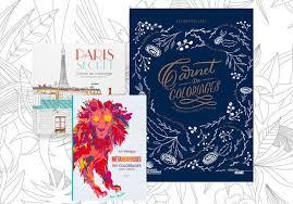 Coloriage anti stress  les meilleurs livres de coloriage anti
