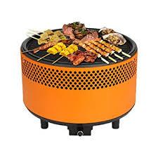 ventilateur pour cuisine barbecue de table peu fumée avec ventilateur électrique pour