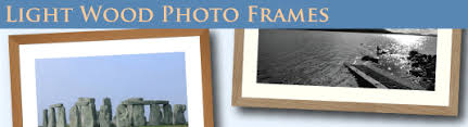 light wood picture frames light wood photo frames by photo frame online online photo framing