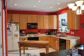 Kitchen Painting Ideas With Oak Cabinets Best Kitchen Paint Colors Ideas For Popular Color Schemes 2017 Hbx