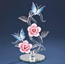 butterfly gifts butterflies vine glass figurine butterfly gifts fairyglen