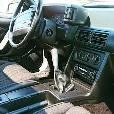 Fox Body Black Interior Images Tagged With Dechmustang On Instagram