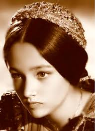 romeo and juliet hairstyles after the 1968 romeo juliet film was released olivia hussey