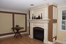 Trim Around Fireplace by Custom Fireplace Mantles Build Ins New York By Trim Team Nj