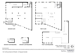 Floor Plan Of A Warehouse by Property Details Sydney Sotheby U0027s International Realty
