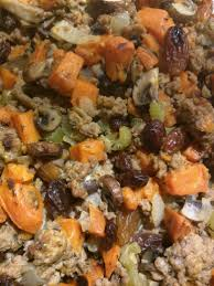 paleo thanksgiving sweet potato nut free paleo