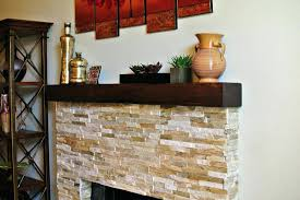 rustic oak fireplace mantel shelf diy ideas for decorating your