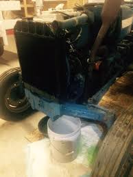 1965 ford 2000 3 cyl gasser coolant leak advice needed
