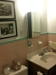 Pale Pink Bathroom Accessories by Change Of Scenery May 2011