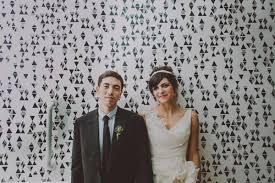 wedding backdrop modern modern bohemian wedding inspiration ruffled