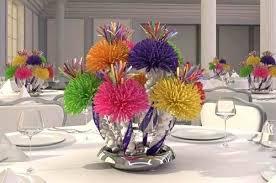 table centerpieces for party cool party centerpieces ideas photos multi colored centerpieces