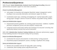 resume with experience 28 images resume format resume sles