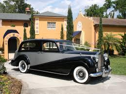 limousine rolls royce royce silver wraith limousine