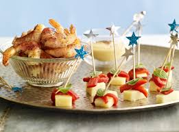canapes with prawns 10 canapes in 10 minutes