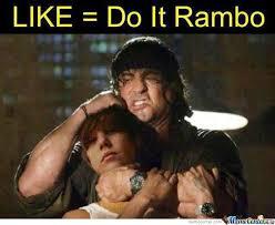 Rambo Meme - do it rambo by barrelsthepewdie meme center