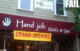 no lime please oldie but a goodie nail salon interpretation by