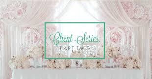 luxury wedding planner what extravagant clients look for in a luxury wedding planner