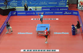 ping pong table playing area table tennis room size court and table dimensions