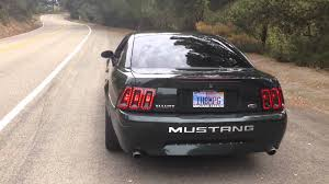 99 04 mustang sequential tail light kit 99 04 raxiom icon tail lights youtube