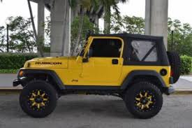 rubicon jeep for sale by owner 2004 to 2006 jeep wrangler for sale from 1 000 to 92 934