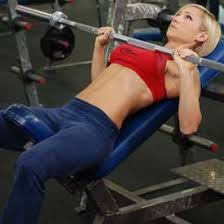 Flat And Incline Bench Best 25 Incline Bench Ideas On Pinterest Bench Press Weights