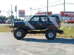 jeep comanche lifted xj body lift jeepforum com