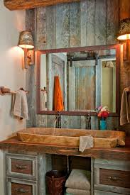 Distressed Wood Bathroom Vanity United States Unique Towel Bars Bathroom Traditional With Storage