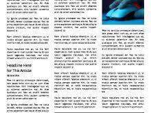microsoft word newspaper templates free resume