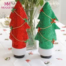 online get cheap christmas bottle cover aliexpress com alibaba