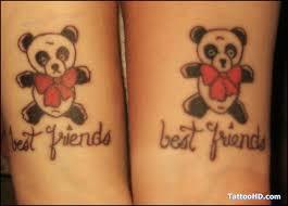 hd best friends tattoo design tattoobite com best friendship