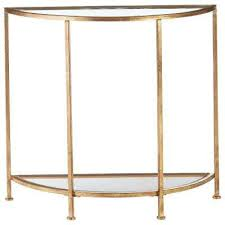 Table For Entryway Gold Entryway Tables Entryway Furniture The Home Depot