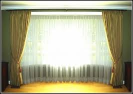 12 Foot Curtains Remodelaholic Make A Curtain Rod For 10 Within