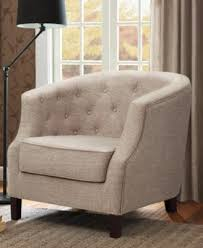 Fabric Accent Chair Jla Penelope Fabric Accent Chair Direct Ship Furniture Macy U0027s