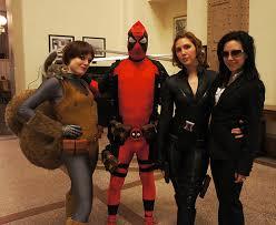 Tony Stark Halloween Costume Slayer Breathes Squirrel